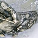 Хрустальный ковш-ладья