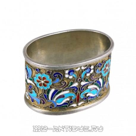 Салфеточное кольцо в русском стиле
