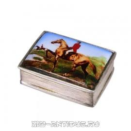 Таблетница «Лошадь»