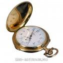 Часы карманные трехкрышечные с четвертным репетиром