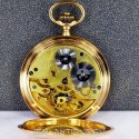 Часы карманные трехкрышечные IWC