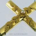 Крест с жемчугом