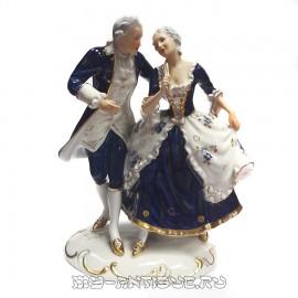 Фигура «Дама с кавалером»