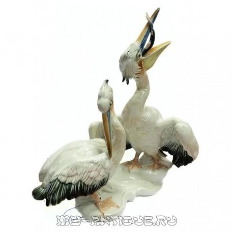 Фигура «Два пеликана»