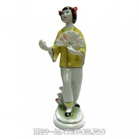 Статуэтка «Китаяночка»