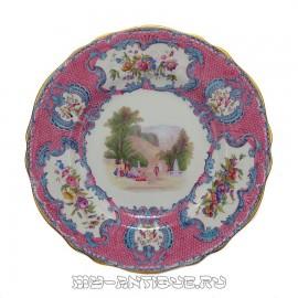 Тарелка «В парке»