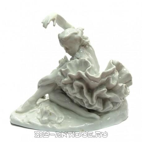 Фигура «Г. Уланова «Умирающий лебедь»