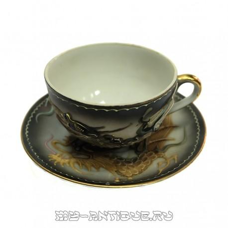 Чайный сервиз «Серые драконы»