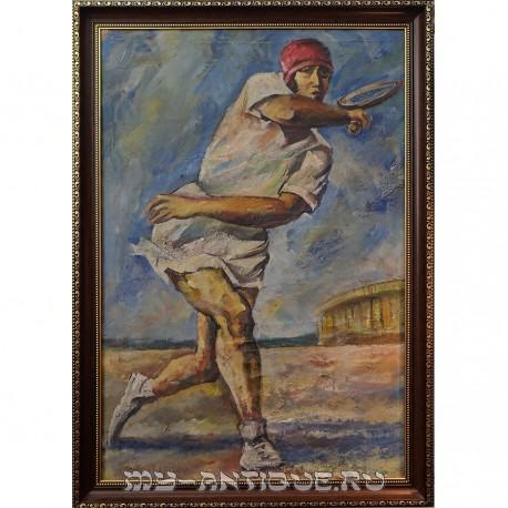 Картина «Теннис»
