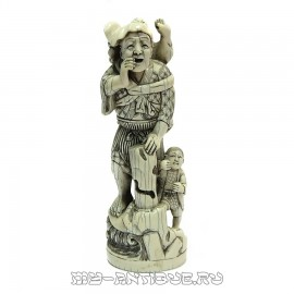 Японская скульптура