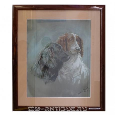 Картина «Собаки»
