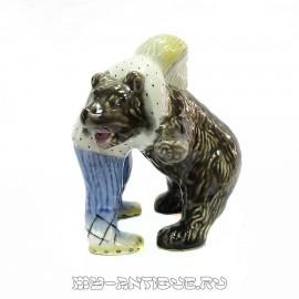 «Мужик с медведем»