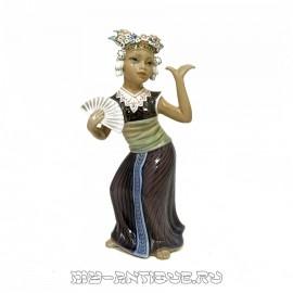 «Восточная танцовщица»