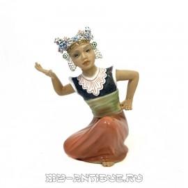 «Восточная танцовщица Мануйа»