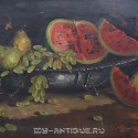 «Натюрморт с арбузом»
