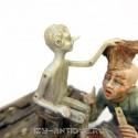 «Пиноккио и Папа Карло»