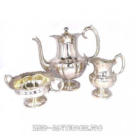 Кофейный набор из 3 предметов