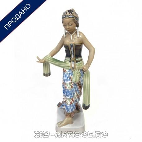 «Яванская танцовщица»
