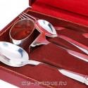 Набор столового серебра (детский)