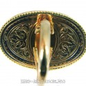 Кольцо с камеей