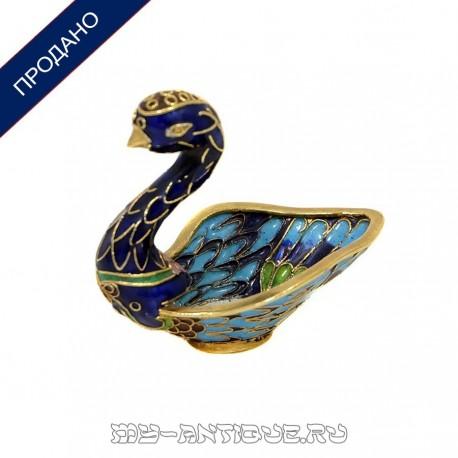 Фигура Лебедь