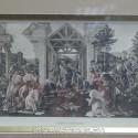Литография «Поклонение волхвов»