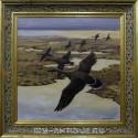 Пейзаж «Перелетные птицы»