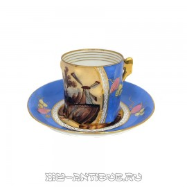 Чайная пара Кузнецова