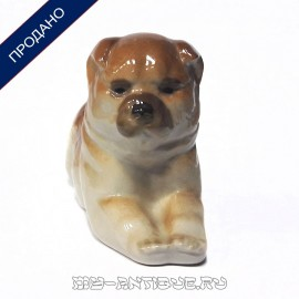 Фигура «Собака - Мопс»