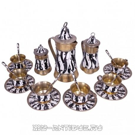 Кофейный сервиз (22 предмета)