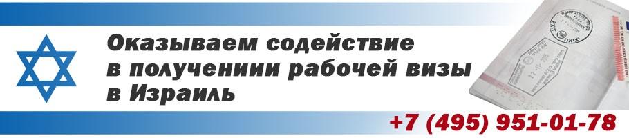 Баннер Виза